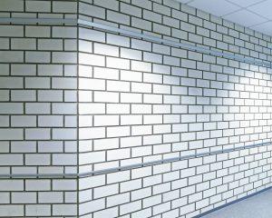 Kalksandstein-Innensichtmauerwerk
